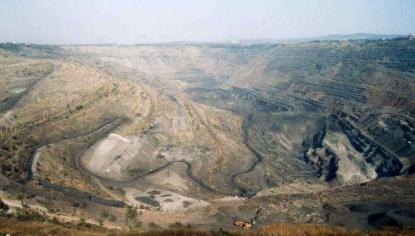 阜新市海州露天煤矿发展历史