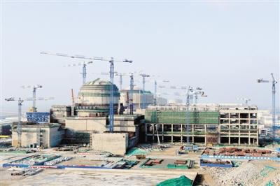 """""""华龙一号""""福清5号机组反应堆冷试成功后是漫长的热试"""