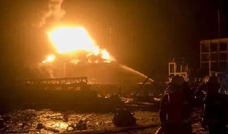 ?江苏响水爆炸原因到底是什么?死亡人数已达78人