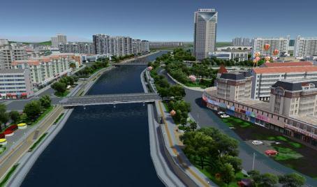 三维数字城市动画的发展现状、应用领域