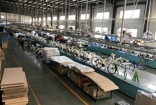 我国自行车企业发展方向