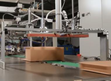 亚马逊推出打包商品机器人,提升顾客订单处理效率