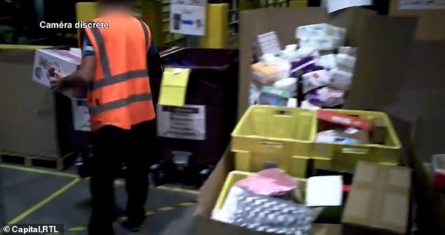 亚马逊销毁百万件新商品,直接倾倒在垃圾填埋场或焚烧掉