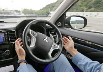 日本预计2020年可实现自动驾驶汽车实用化