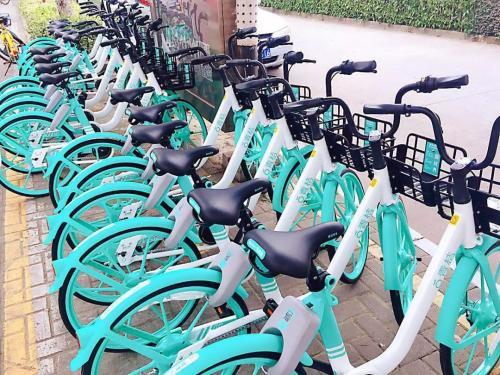 北京市交通部门约谈滴滴:违规投放青桔单车,限1天内全部回收