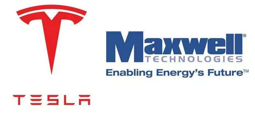 特斯拉收购Maxwell(麦克斯韦)超级电容与电池公司,意欲何为?