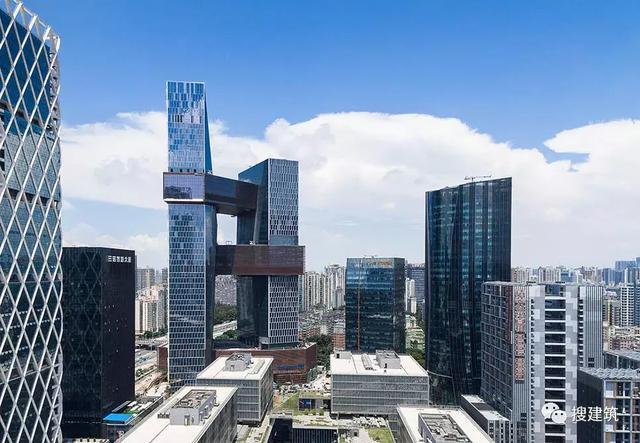 腾讯滨海大厦满是黑科技,集数字化、智能化于一体的智慧大厦!