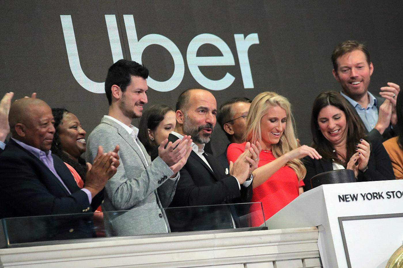 Uber传奇女员工Austin Geidt:从传单妹到女高管,人生开了挂!