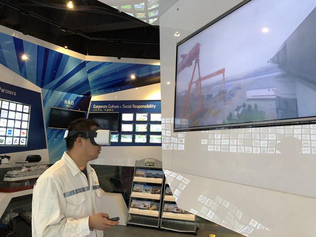 中国移动联合招商局邮轮、爱立信实现招商局邮轮厂区5G网络全覆盖