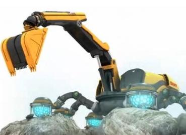 """三一重机推出人工智能无人挖掘机,""""大脑""""采用先进智能算法"""