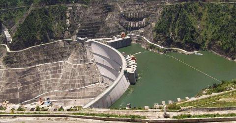 """小湾水电站工程—— """"世界最难""""水电站年均发电量190亿度"""