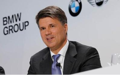 宝马汽车CEO克鲁格表示宝马将着重发展插电式混合动力车型