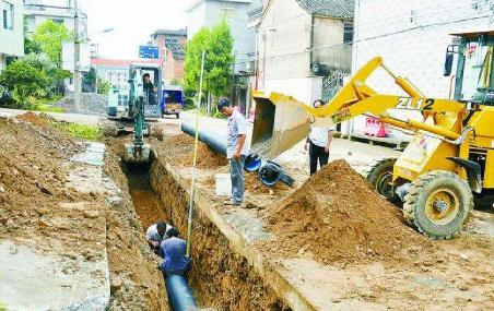 城镇污水处理日趋饱和 农村污水处理将成主战场
