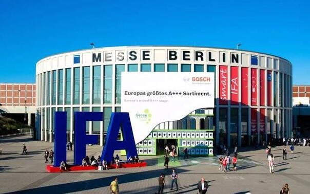 德国柏林新濠天地娱乐赌场电子消费品展览会IFA华为成为第一位主题演讲者