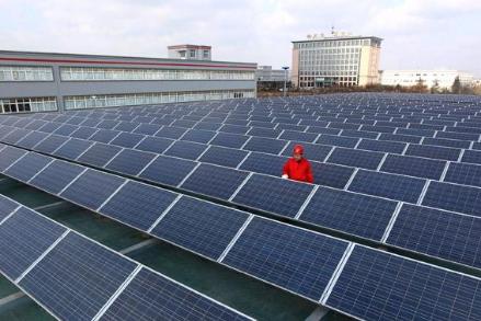光伏发电新增装机及发电量连年创高 却仅占整体电力市场2.6%