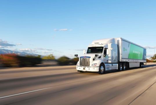 ?图森未来宣布与美国邮政达成合作,为其提供无人驾驶运输服务