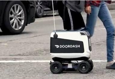 美国一送货机器人惨遭绑架 安全防盗技术需加强