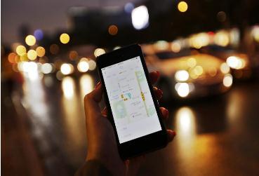 研究?表明网约车让城市交通更拥堵