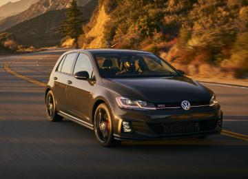 大众高尔夫GTI成为首款荣获IIHS 2019年安全评级的车型