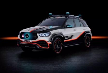 梅赛德斯-奔驰推出实验安全(ESF)系列安全概念车