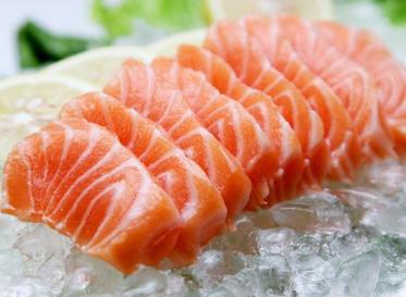 三文鱼营养成分能够令乳腺恶性肿瘤大小缩减60%~70%