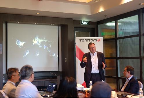 荷兰TomTom联手奥迪、高德 向智慧交通和自动驾驶服务商转变