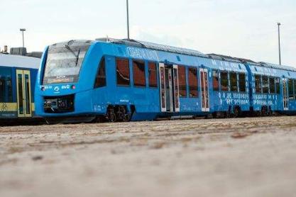 阿尔斯Alstom通获5亿欧元氢燃料列车大单 燃料电池商业化可期