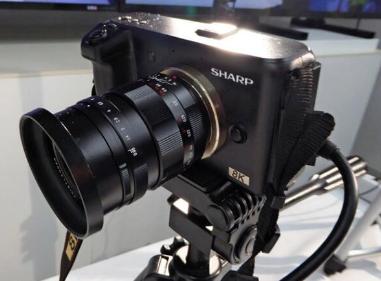 """夏普将于今年在日本发售廉价版""""8K""""摄像机,售价约31.5万元"""