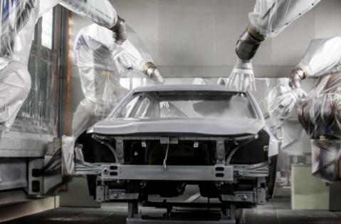 吉利汽车发布CMA架构  成为第一个推出模块化架构自主品牌