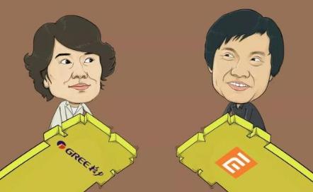 """小米2019年一季度营收反超格力 """"十亿赌局""""之后又生变数"""