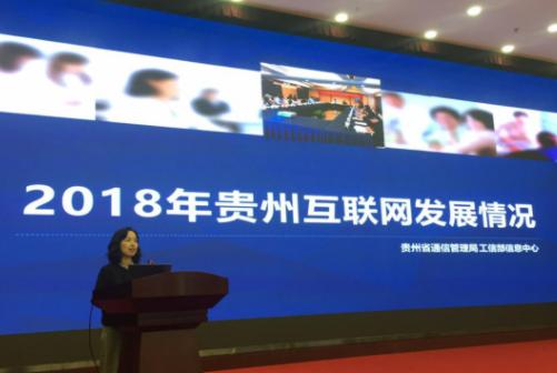 ?《2018年贵州省互联网发展报告》发布,网民规模连续四年增长