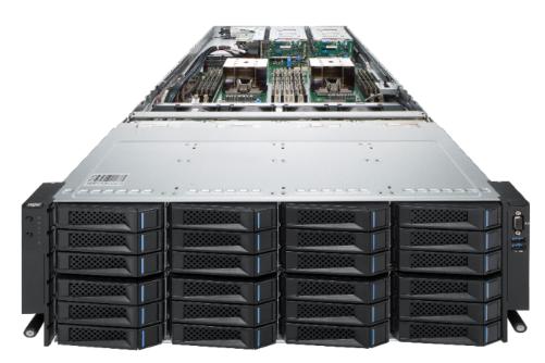 浪潮商用机器推出FP5466G2分布式存储型服务器