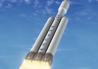 "SpaceX利用""猎鹰9""运载火箭成功将""星链""首批60颗卫星送入轨道"