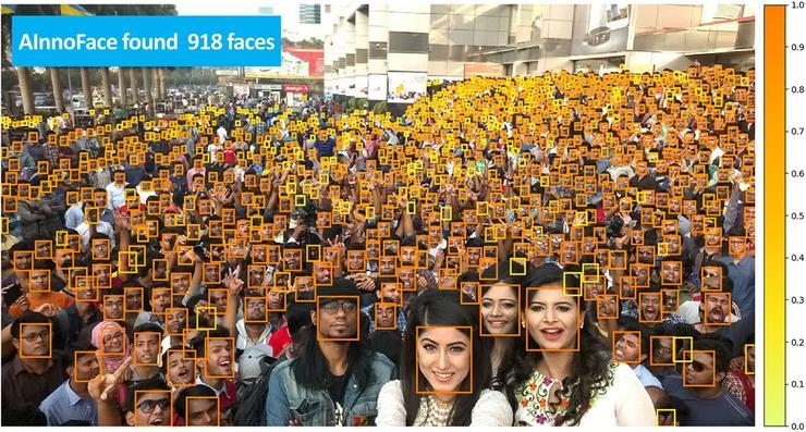 WIDER FACE公布人脸检测最新排名:创新奇智AInnoFace算法第一