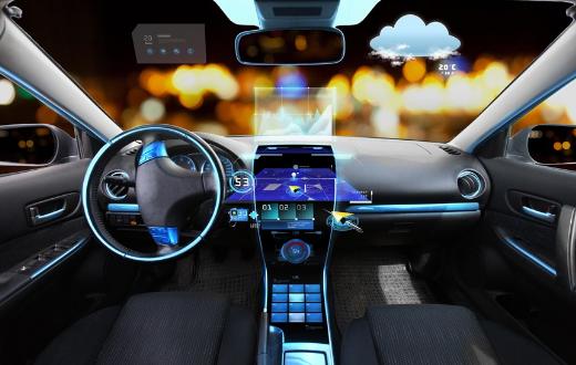 车联网是无人驾驶最为底层支撑性技术 让无人驾驶离我们越来越近