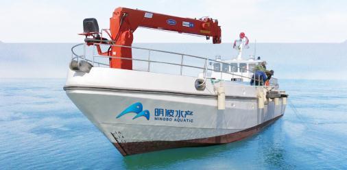 山东海洋现代渔业有限公司成为莱州明波水产有限公司第一大股东