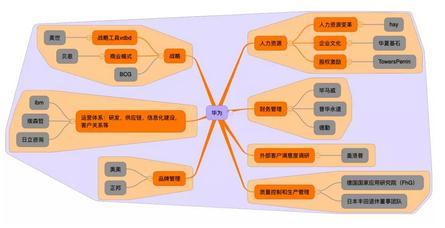 """华为成长见证方——外部的""""管理咨询""""智囊团"""