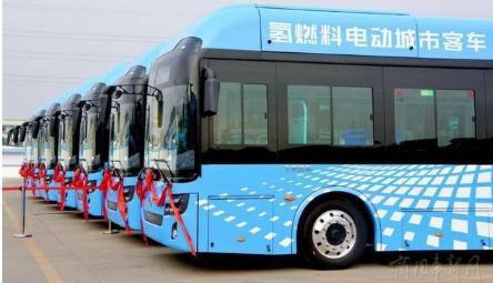 南阳市投资40亿引入氢能公交却没有1座加氢站