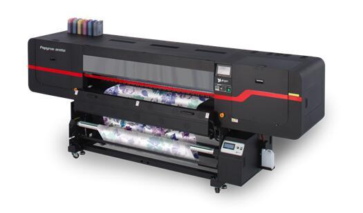 Xaar 1201打印头携手全新特丽丝(D.gen)复合式打印机亮相德国慕尼黑丝网印刷展览会