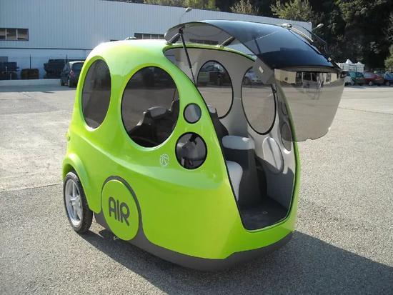 """利用压缩空气为汽车提供动力,汽车""""吸空气""""就能跑?"""