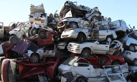 我国汽车报废高潮即将到来,回收市场规模高达数百亿元
