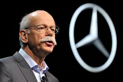 5月份汽车出行领域大事件:戴姆勒董事会主席蔡澈卸任 福特裁员7千人