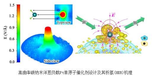 揭示局域电场效应对电化学析氢动力学过程的影响
