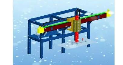 侧框架悬臂式激光切割机上料机械手设计要点与过程