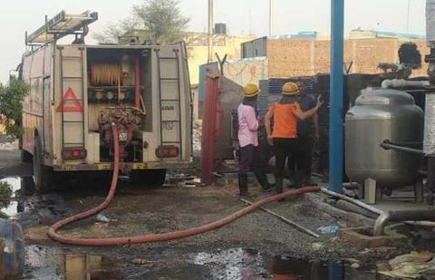 印度哈里亚纳邦一工厂发生锅炉爆炸致3人死亡,2人为中国工程师