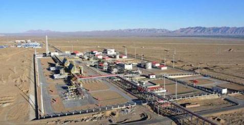 中国石油塔里木油田正在向油气产量当量3000万吨迈进