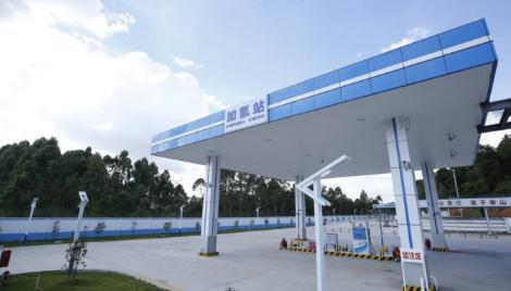 出于安全的考虑,我国加氢站选址和建设标准要求高