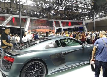 2019重庆国际汽车展览会圆满落幕,亮相车型上千款