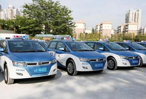 中国出租车实现全面电动化利弊共存 但大势所趋