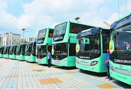 南宁市预计新增216个新能源公交小区充电站